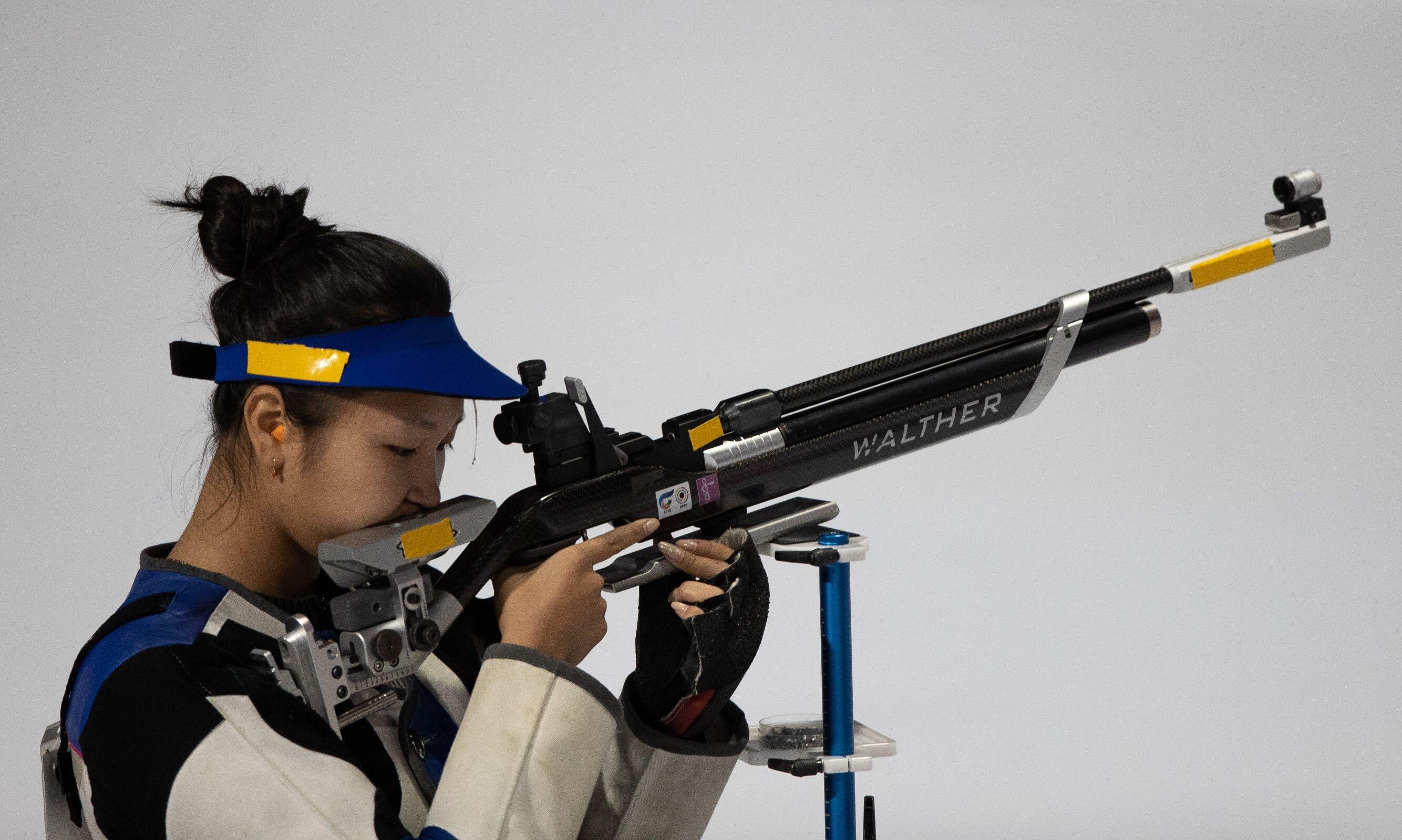 Buenos Aires 2018 - DanceSport - 10m Air Rifle Mixed International Team