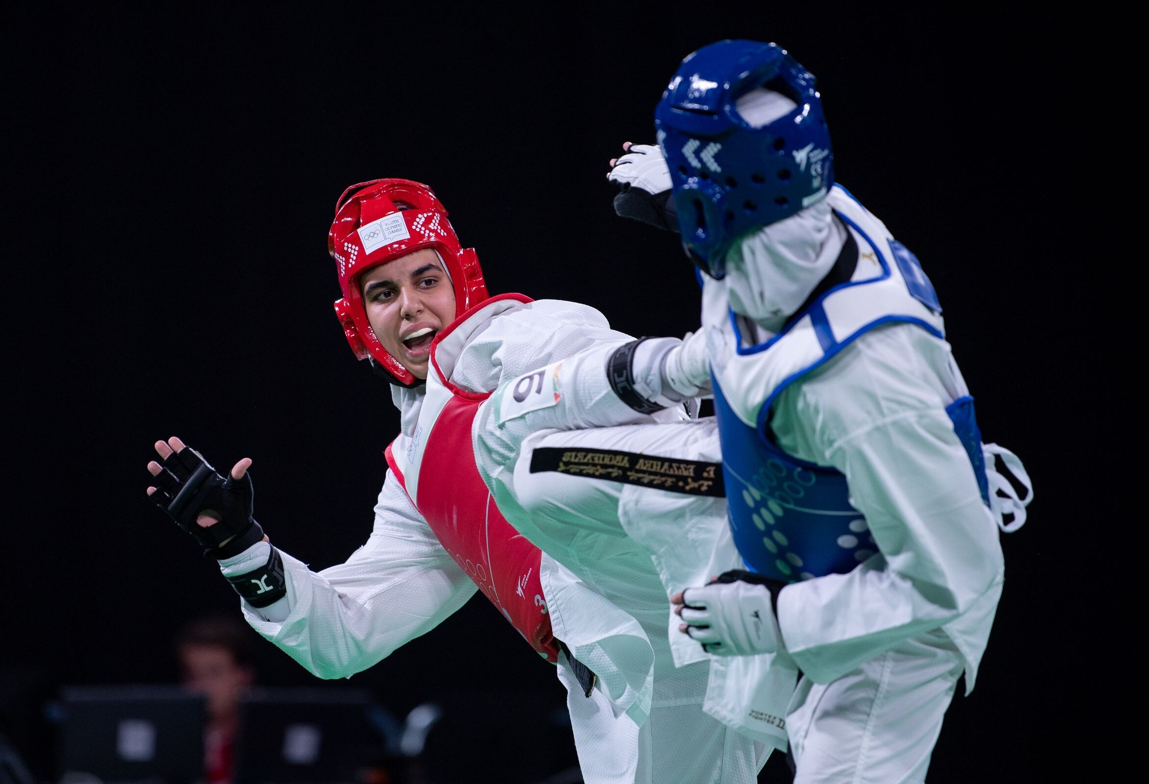 Buenos Aires 2018 - Taekwondo - +63 kg femmes