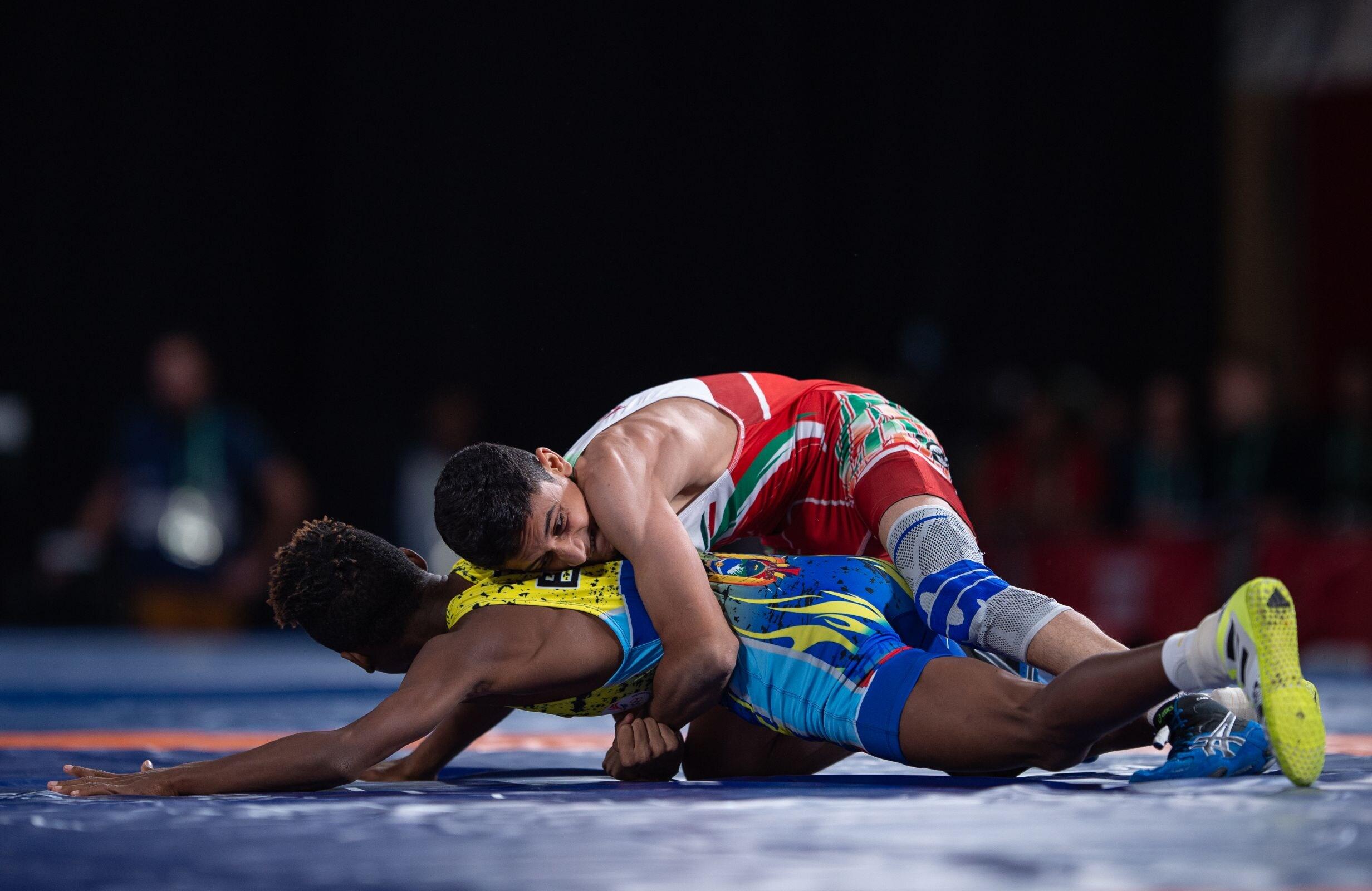 Buenos Aires 2018 - Wrestling Greco-Roman - Men's 45kg