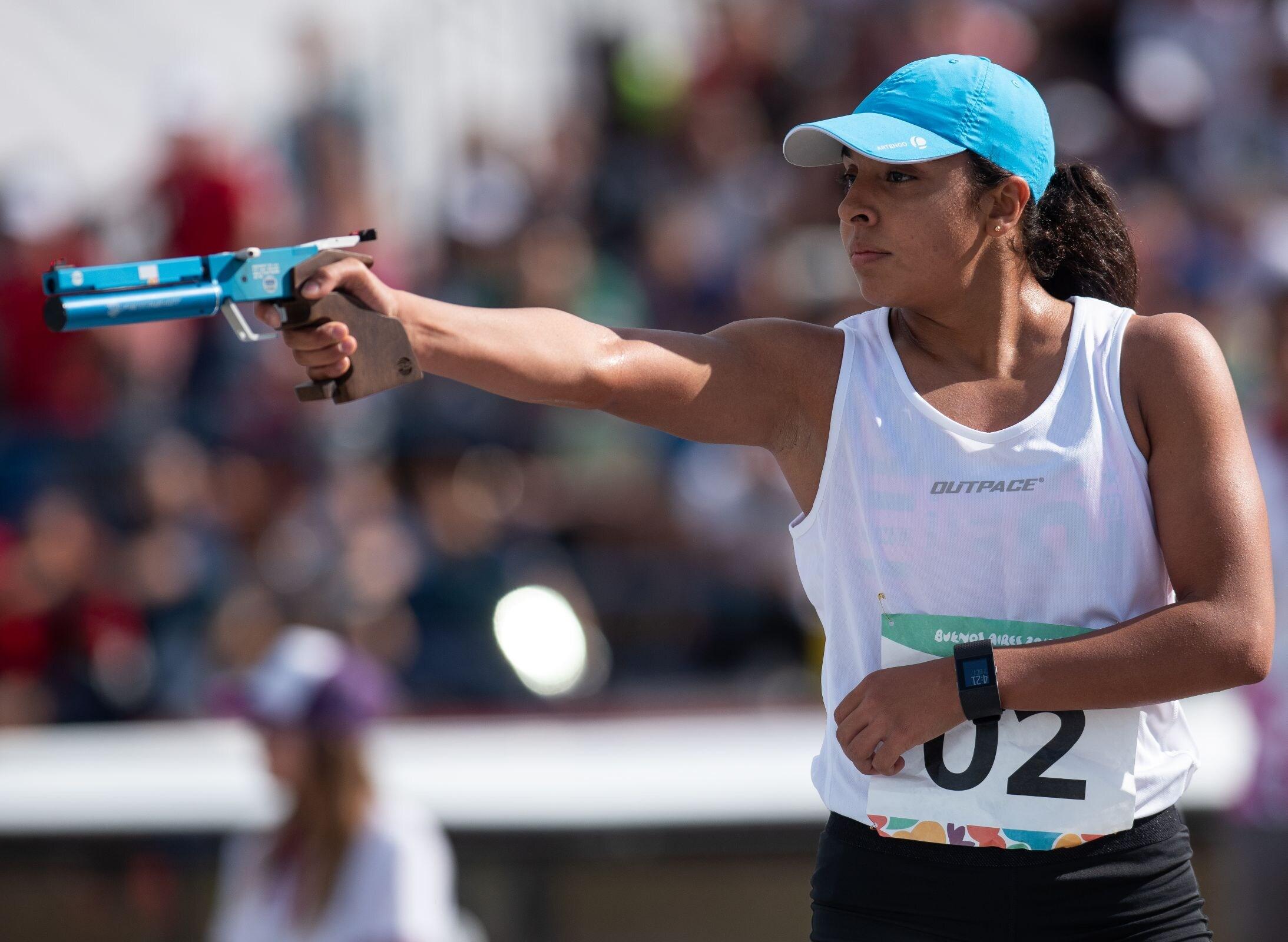Buenos Aires 2018 - Pentathlon moderne - Epreuve individuelle femmes
