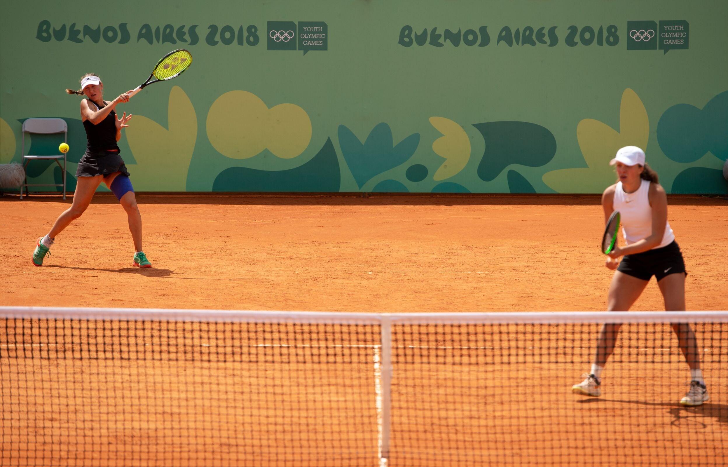 Buenos Aires 2018 - Tennis - Women's Doubles