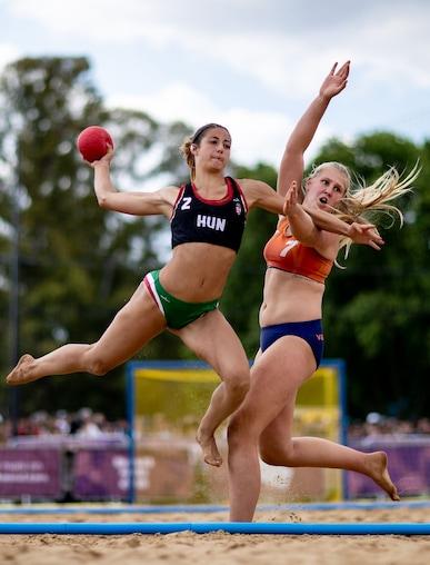 Buenos Aires 2018 - Beach Handball - Women's Tournament