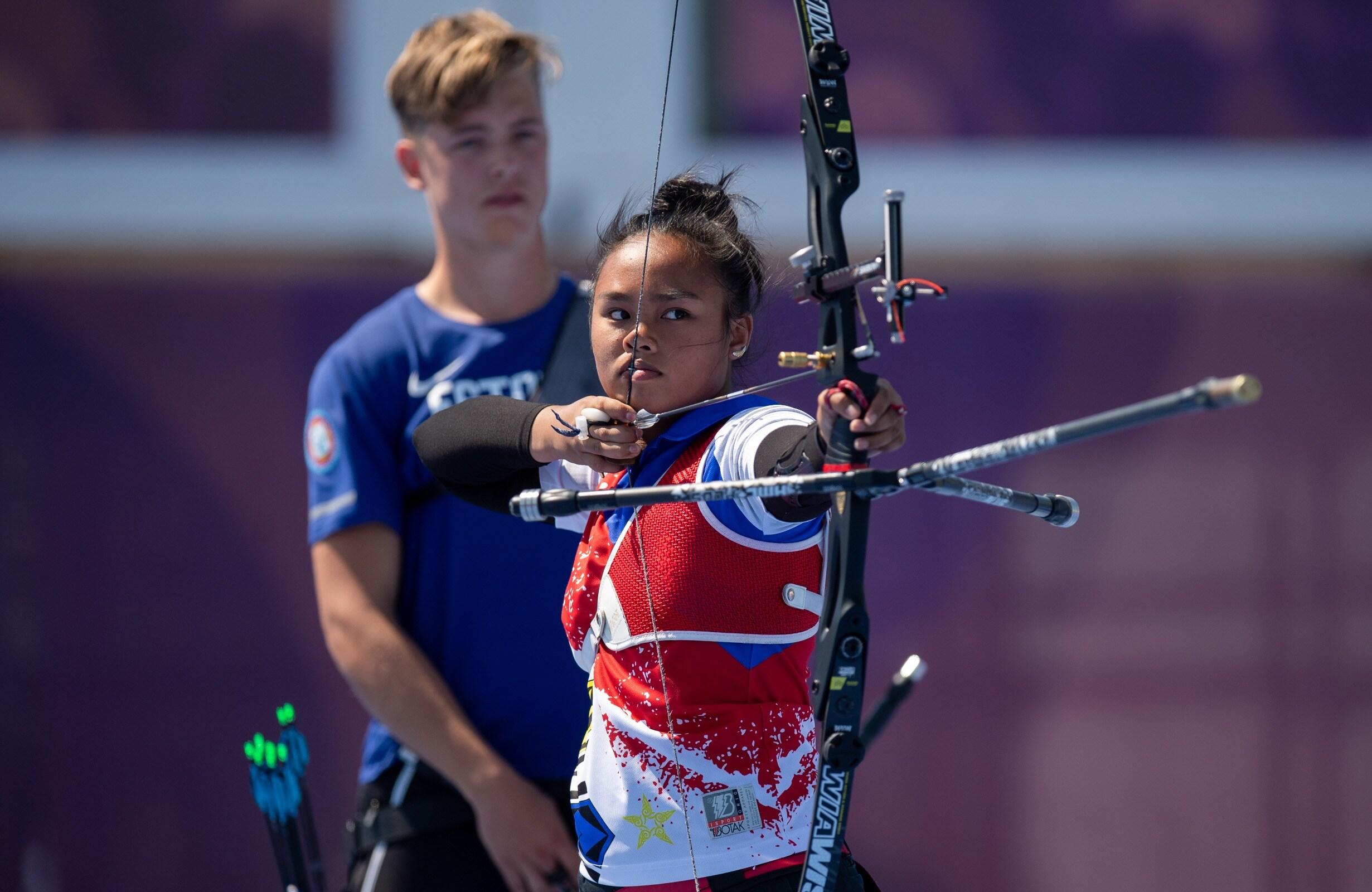 Buenos Aires 2018 - Tir à l'arc - Épreuve par équipes mixtes internationales