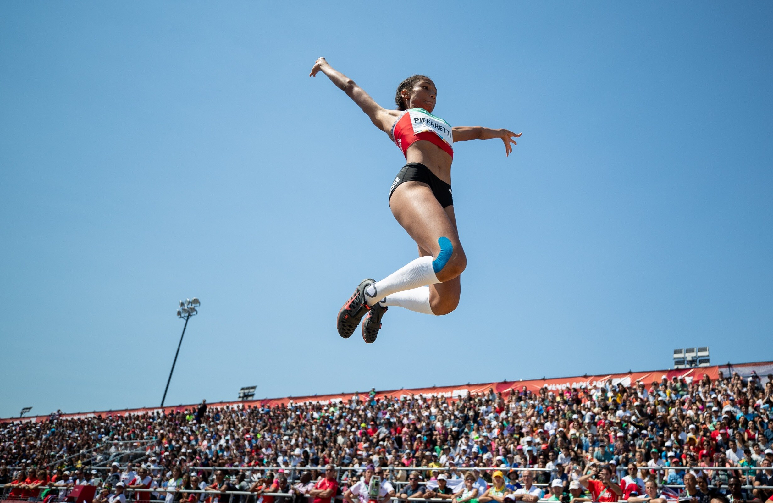 Buenos Aires 2018 - Athletics - Women's Long Jump