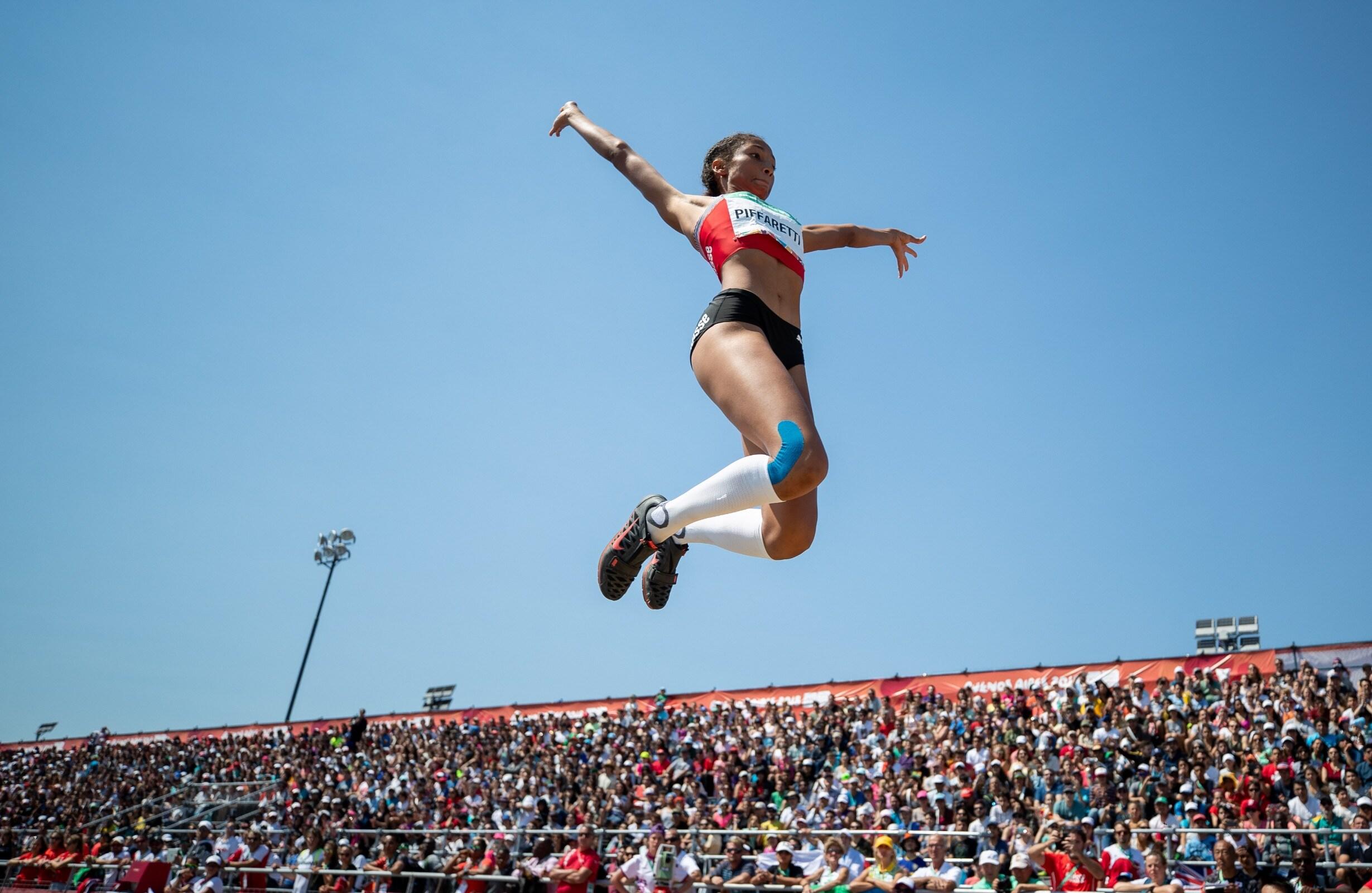 Buenos Aires 2018 - Athlétisme - Saut en longueur femmes