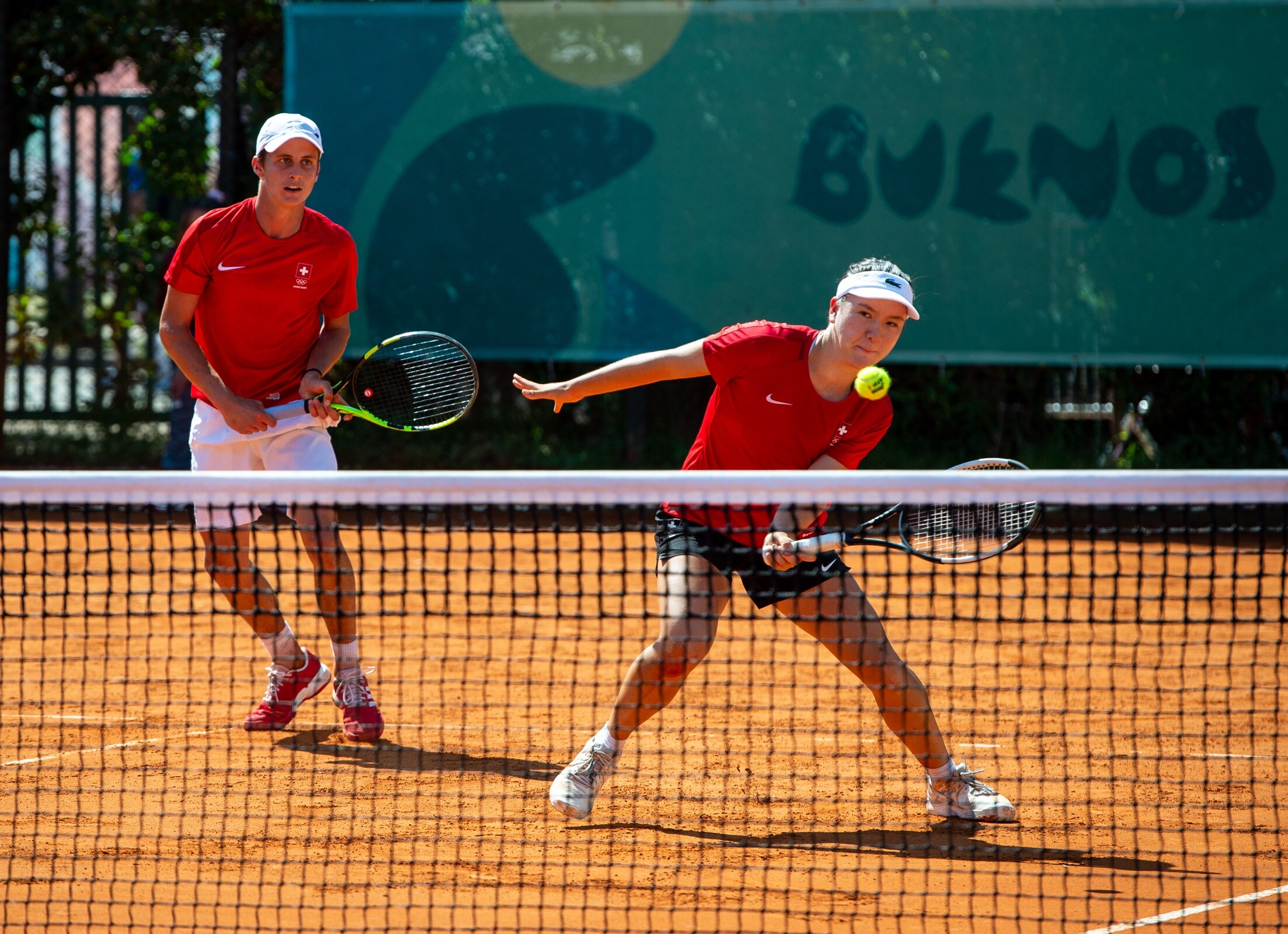 Buenos Aires 2018 - Tennis - Mixed Doubles