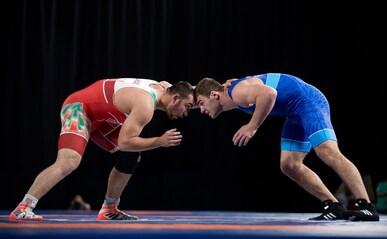 Buenos Aires 2018 - Wrestling Freestyle - Men's 110kg