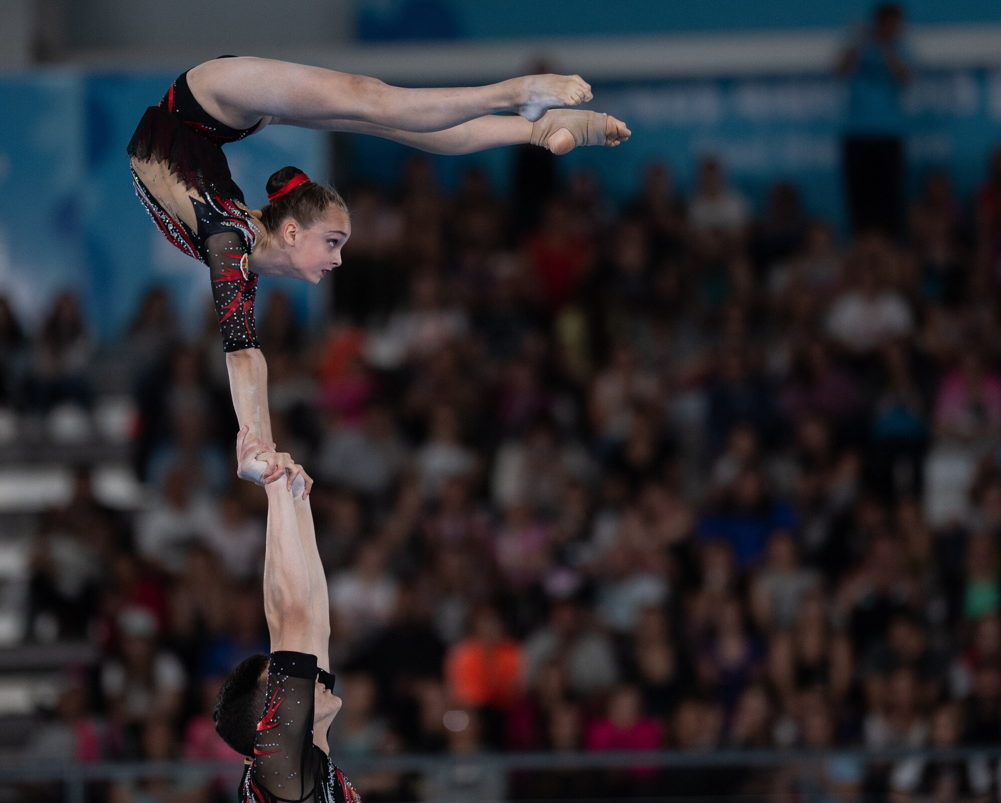 Buenos Aires 2018 - Acrobatic Gymnastics - Mixed Pair