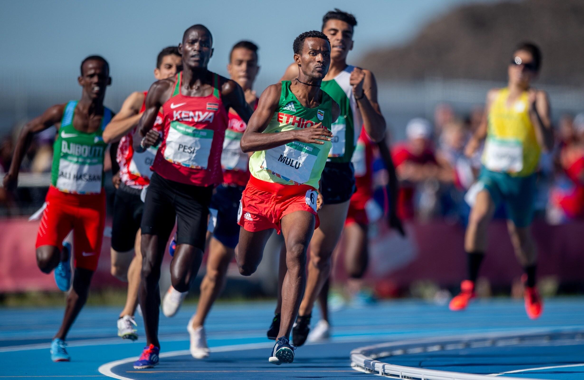 Buenos Aires 2018 - Athletics - Men's 800m