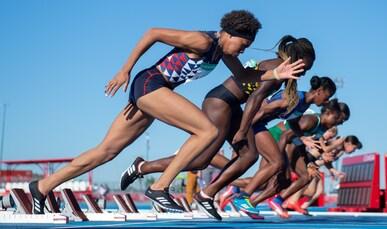 Buenos Aires 2018 - Athletics - Women's 100m