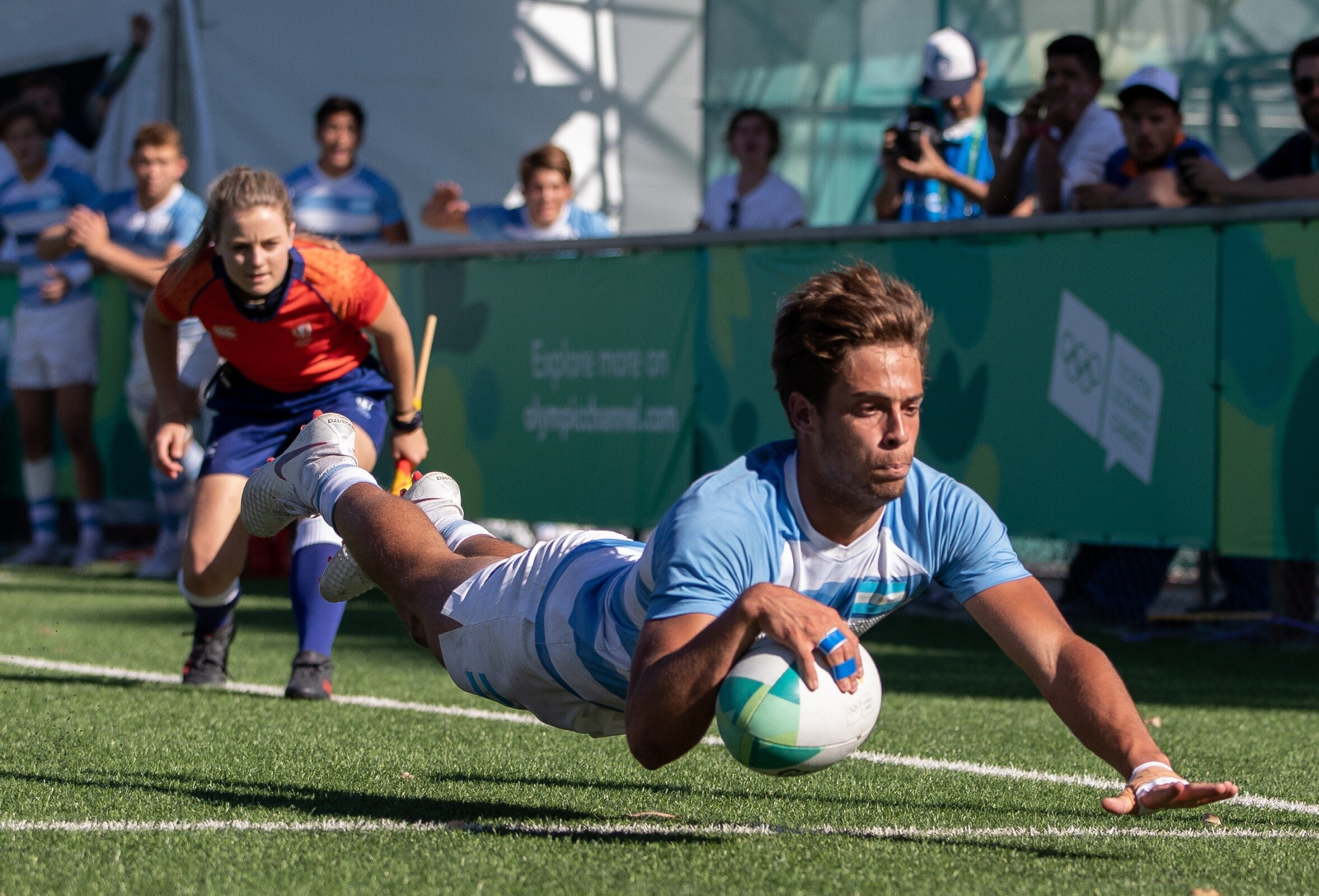 Buenos Aires 2018 - Rugby Sevens - Men's Tournament
