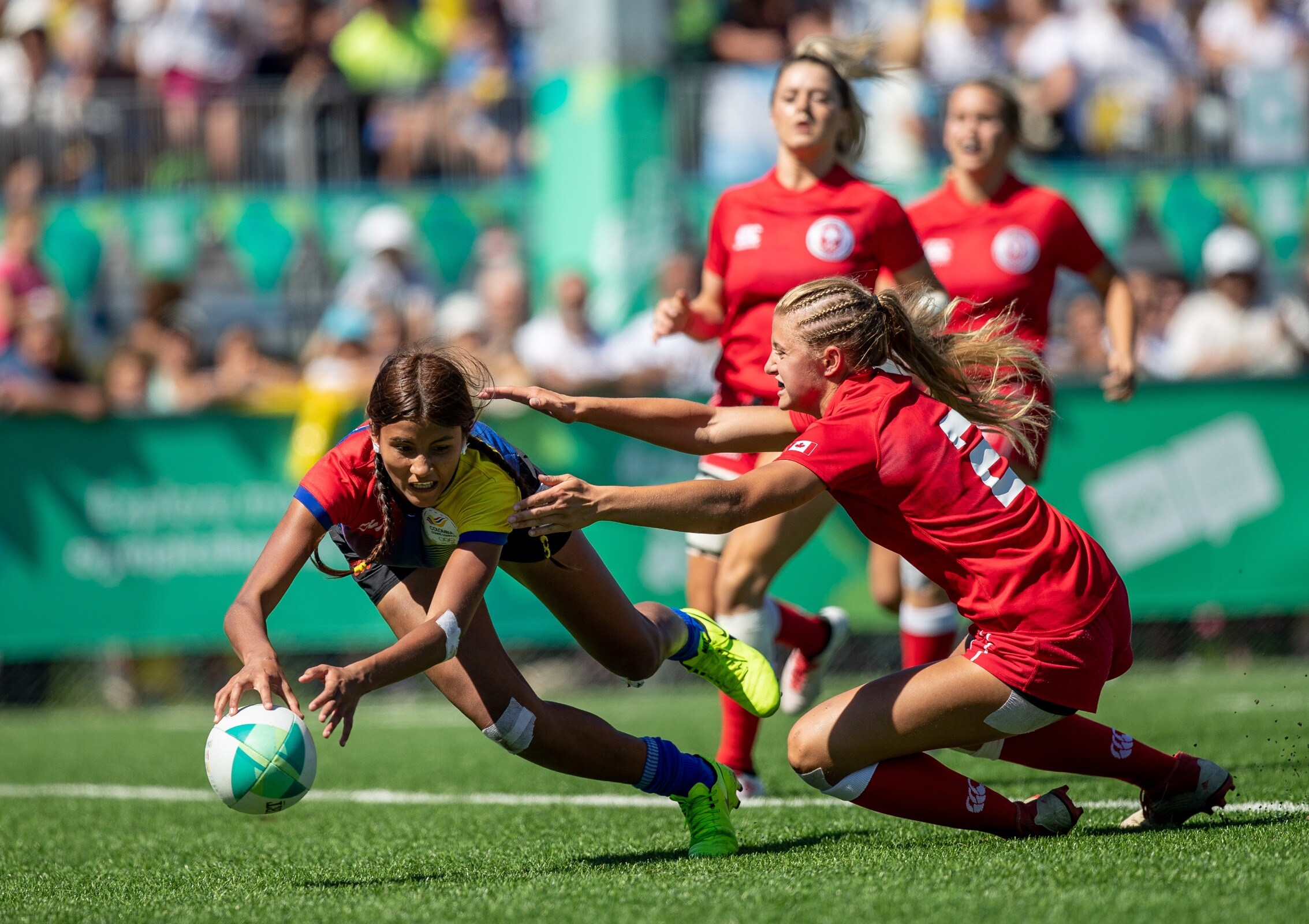 Buenos Aires 2018 - Rugby à sept - Tournoi féminin