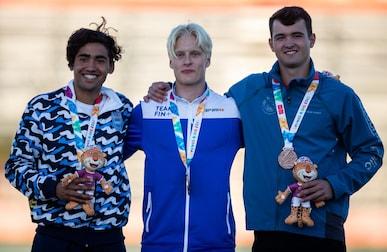 Buenos Aires 2018 - Athletics - Men's Javelin Throw