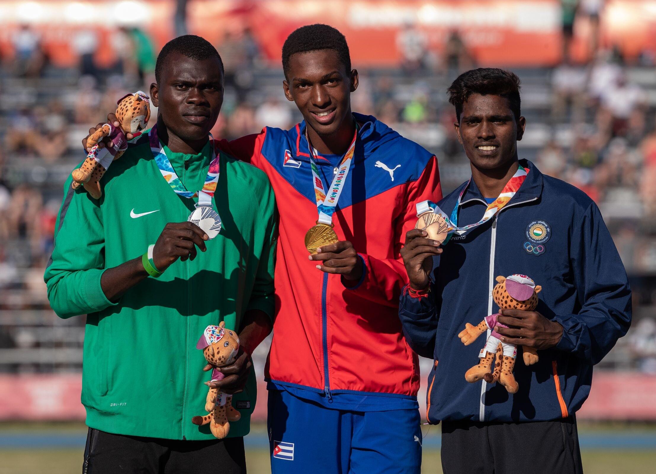 Buenos Aires 2018 - Athletics - Men's Triple Jump