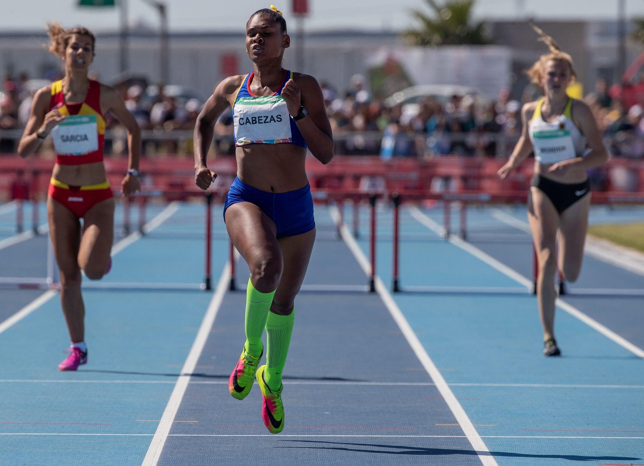 Buenos Aires 2018 - Athlétisme - 400 m haies femmes