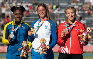 Buenos Aires 2018 - Athletics - Women's Javelin Throw
