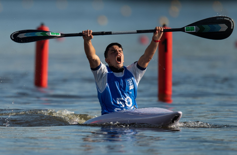 Buenos Aires 2018 - Canoe - K1 - Obstacle Slalom - Men