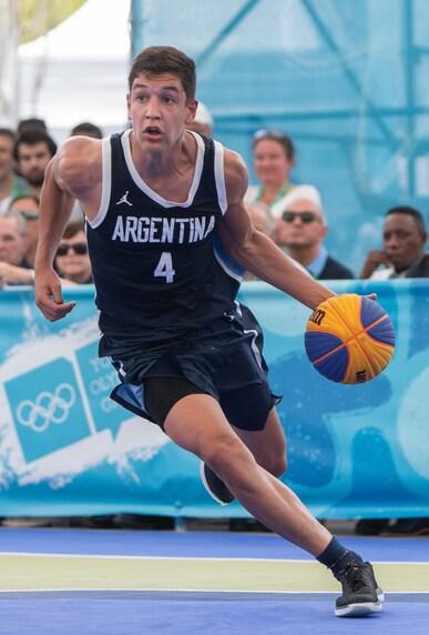 Buenos Aires 2018 - Basketball 3x3 - Men's Tournament