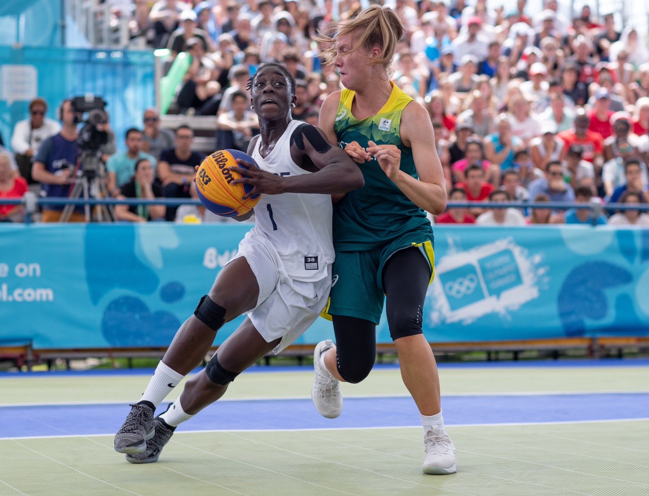 Buenos Aires 2018 - Basketball 3x3 - Women's Tournament