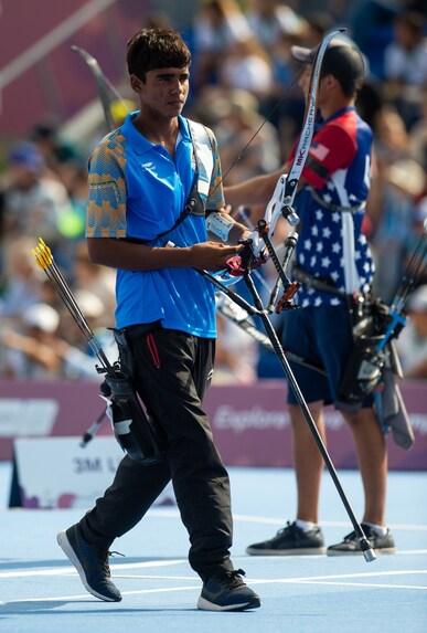 Buenos Aires 2018 - Archery - Men's Recurve Individual