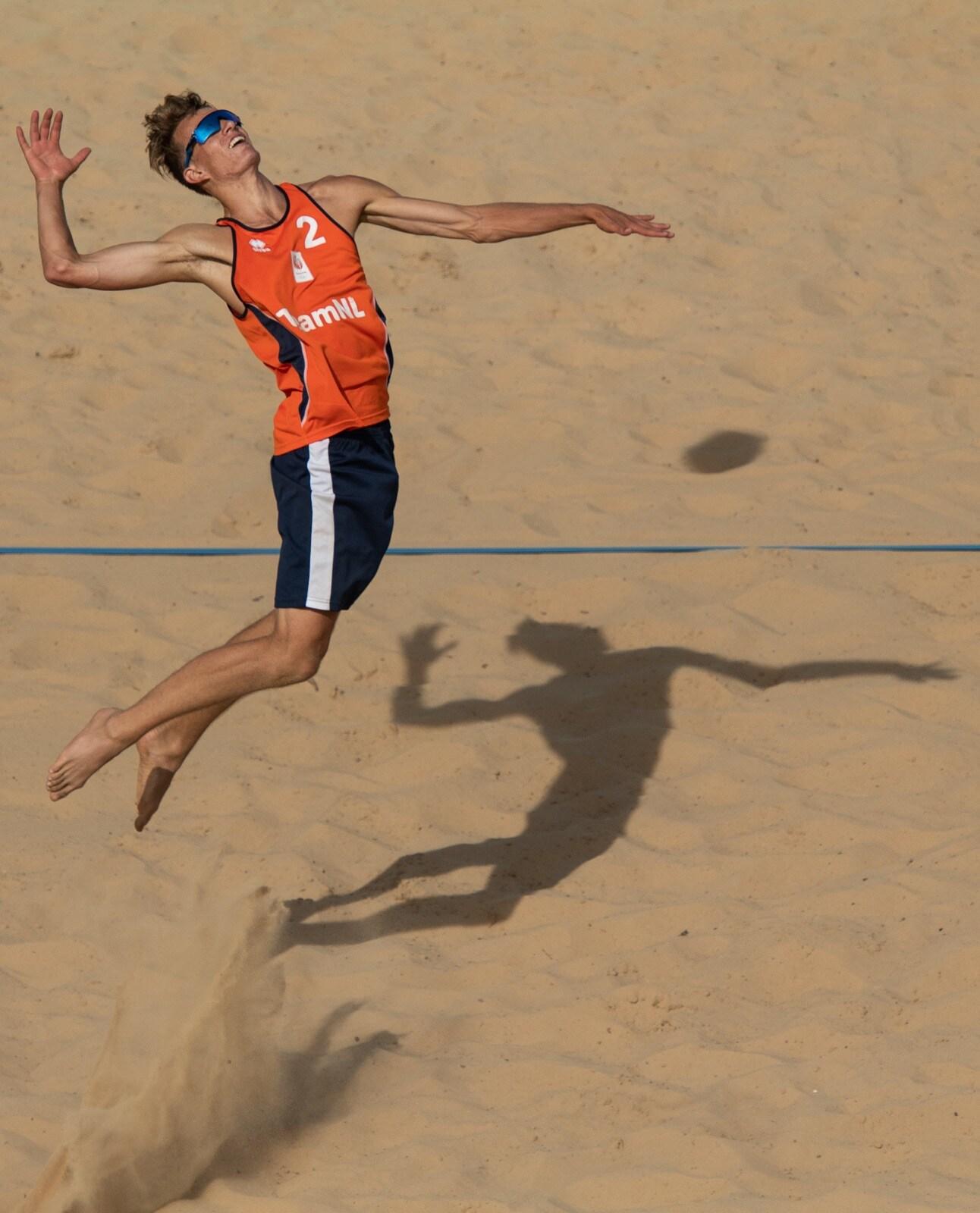 Buenos Aires 2018 - Volleyball de plage - Tournoi masculin