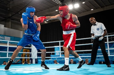 Buenos Aires 2018 - Boxing - Men's Welter (up to 69kg)