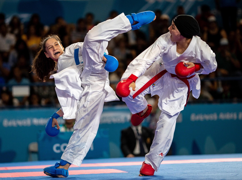 Buenos Aires 2018 - Karate Kumite - Women's -53kg